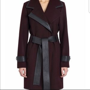 Badgley Mischka Dress Coat